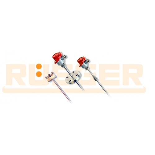 Rueger thermosensor (RTD or Thermocouple)