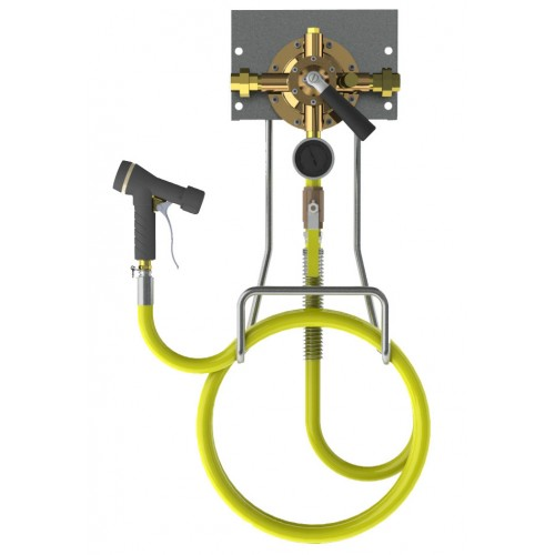 Armstrong STEAMIX® steam & Water Hose Stations  (hot water Mixing Units with temperature adjustment)